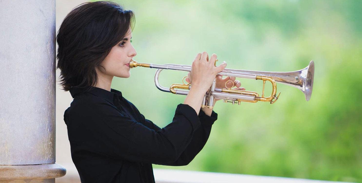 """""""Andrea Motis - La trompeta silenciosa"""" en la Cinemateca del Mediterráneo de Alicante"""