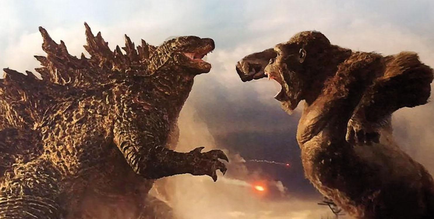 """""""Godzilla vs Kong"""" y """"Expediente Warren"""" en Autocine El Sur"""