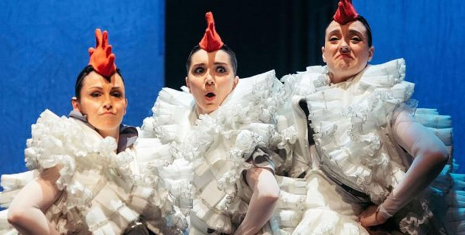 """Comienza la temporada en el Teatre Arniches con la danza de """"Rebe·lió"""""""