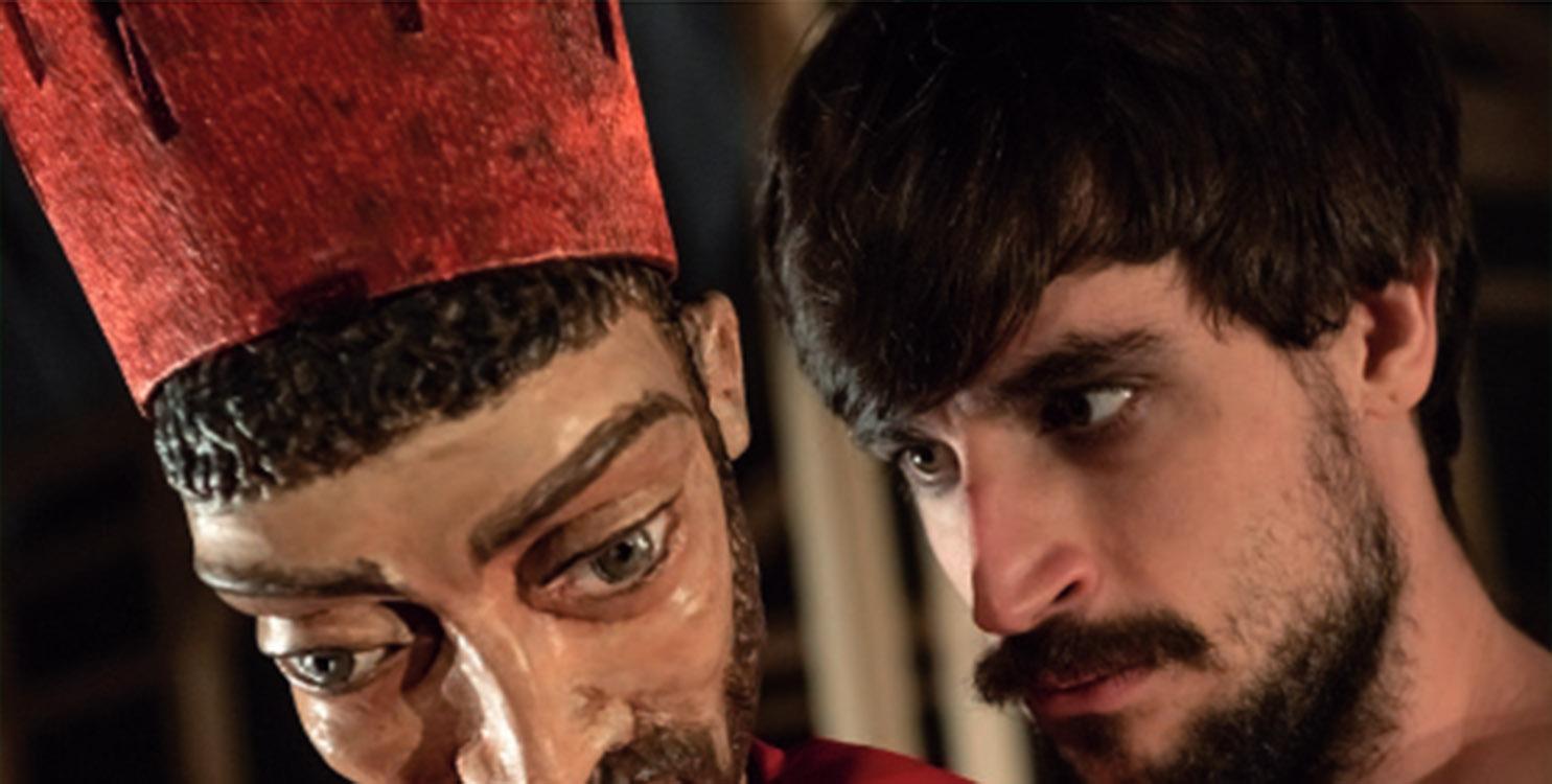 """""""Edipo"""" de Bambalina Teatre Practicable en el Teatre Arniches"""