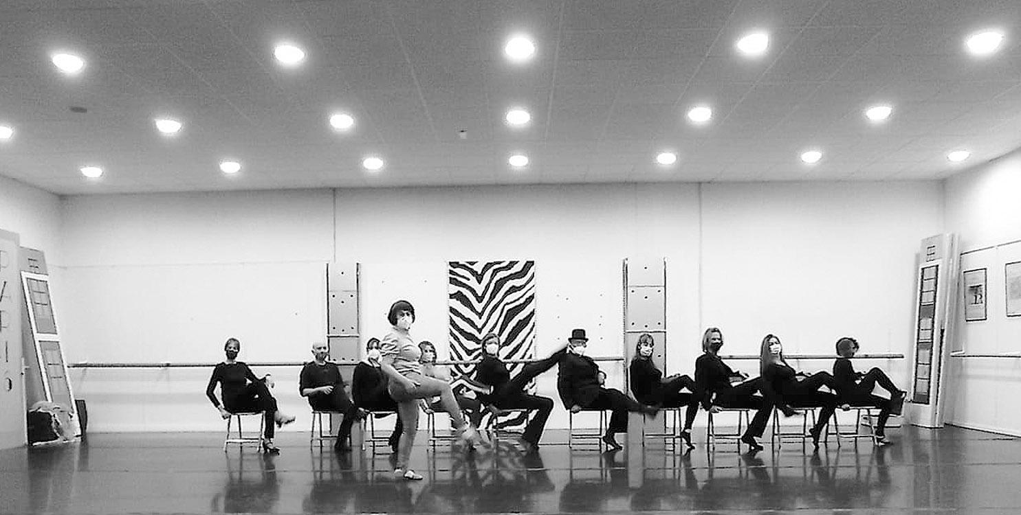 """Estreno de """"En blanco y negro. Charlot, el genio"""" en el Gran Teatro de Elche"""