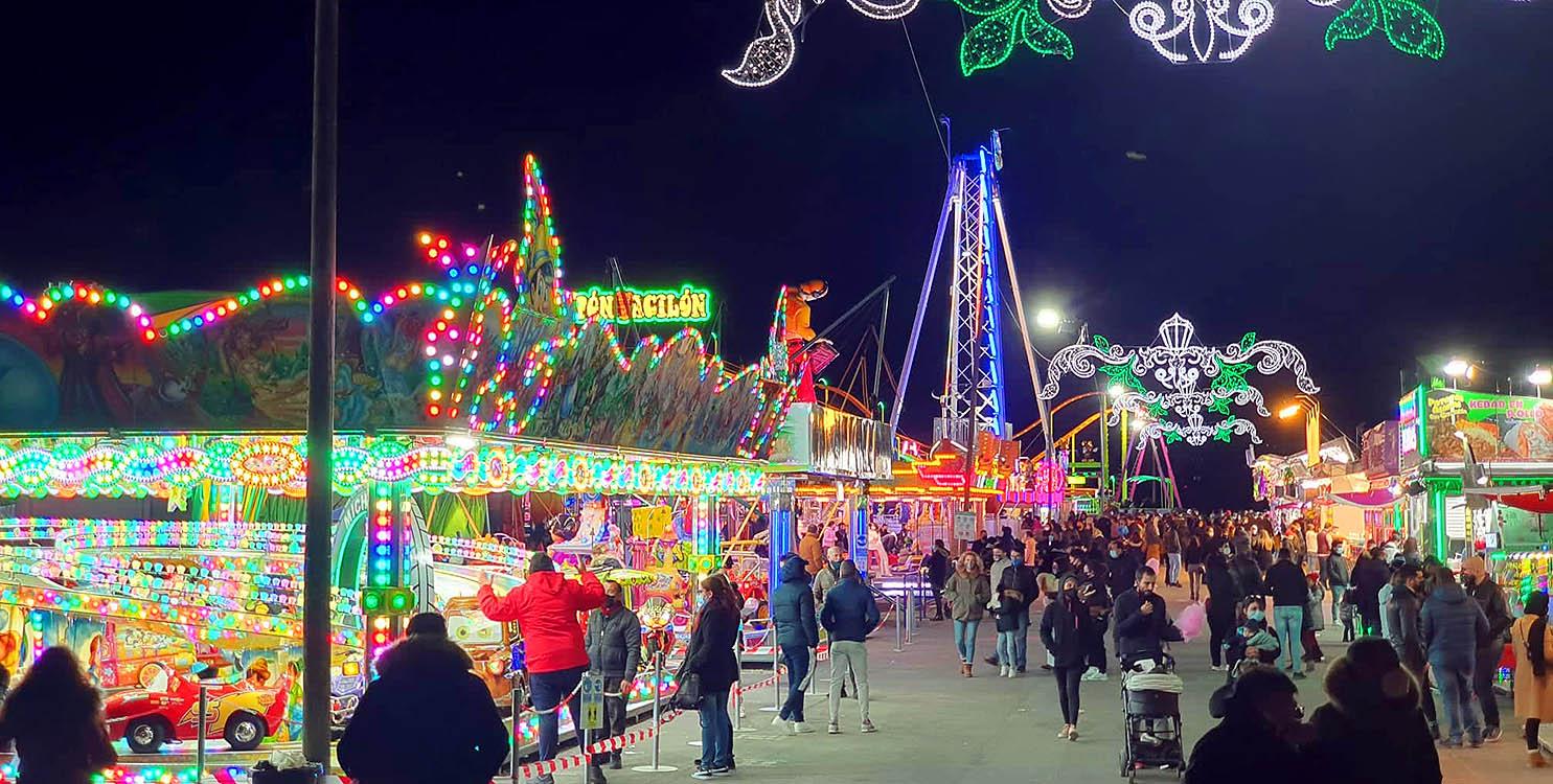 Formato reducido de la Feria de Navidad de Rabasa para este año