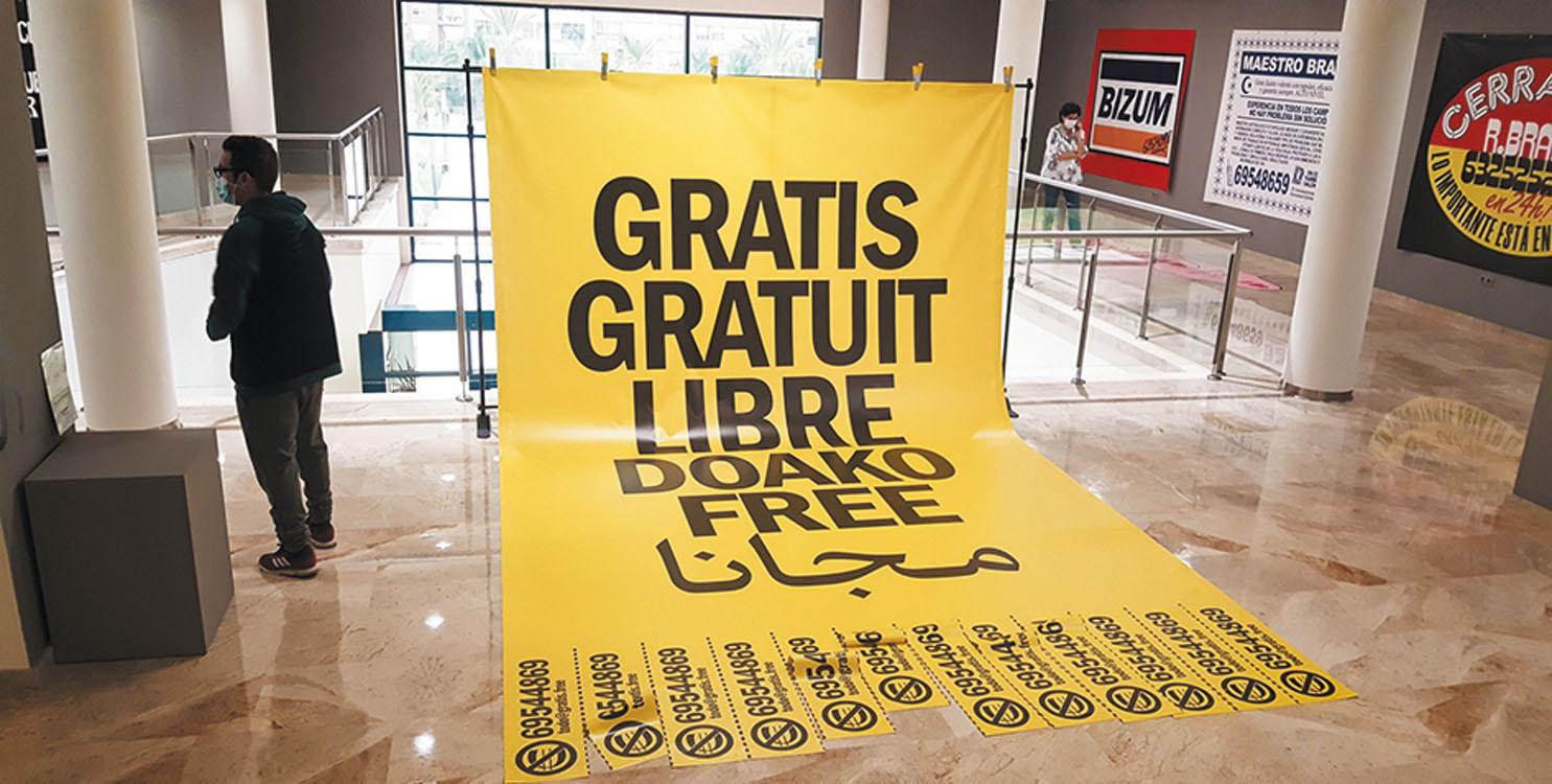 """Freegratis"" de Realmente Bravo en UMH Elche"