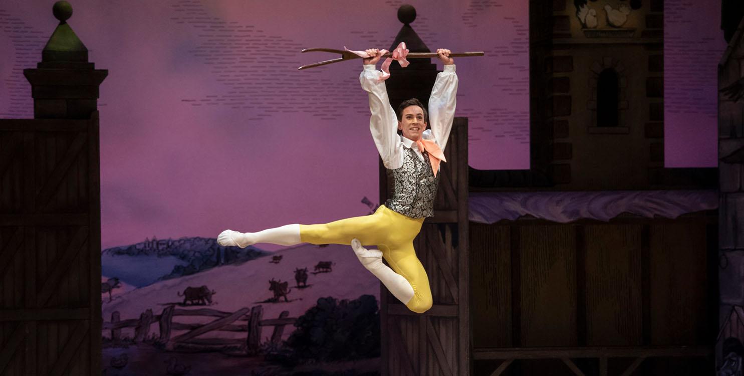 Gran espectáculo de ballet con Stars Gala en el Palau de Altea