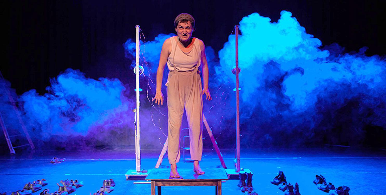 """""""Mauthausen, la voz de mi abuelo"""" en el Teatro Chapí Villena"""