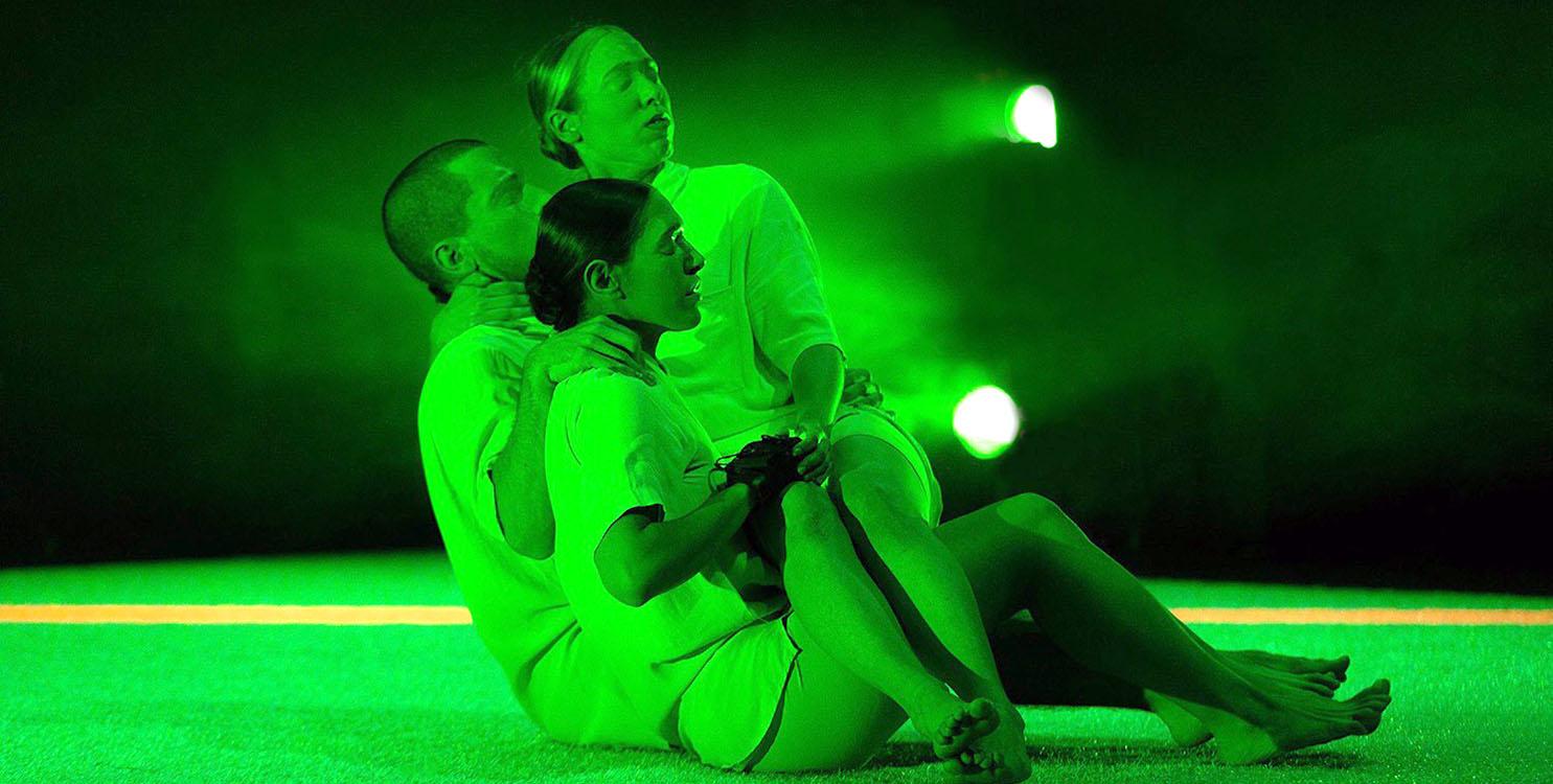 Paula Serrano pone el broche al décimo Festival Abril en Danza