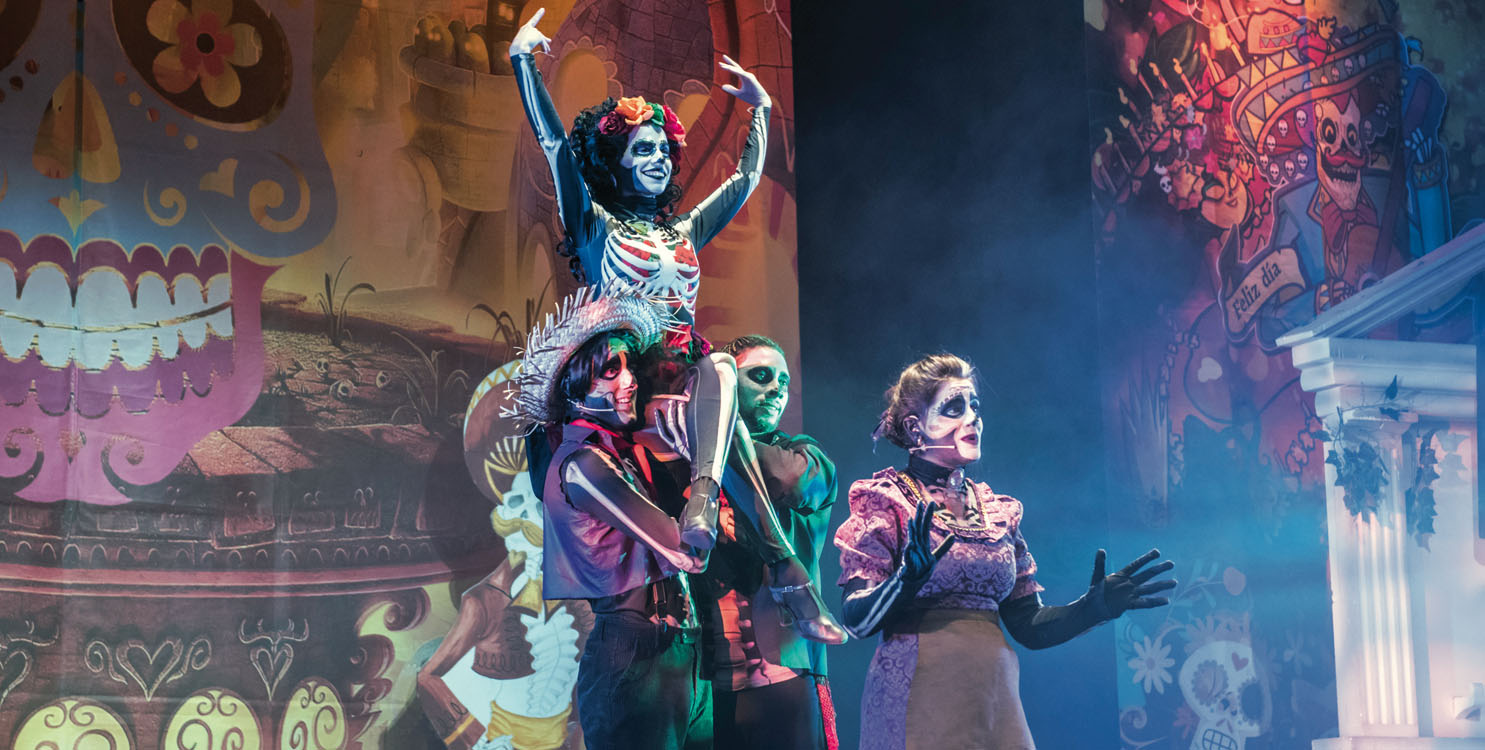 """""""¡Recuérdame! El tributo a Coco y a México"""" en el Teatro Principal"""
