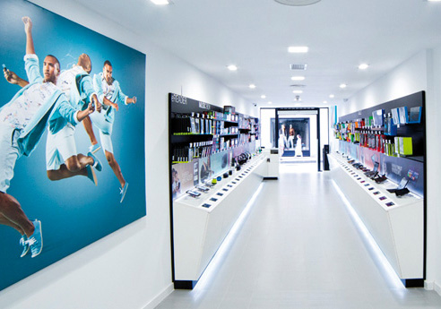 Energy Experience Store Elche